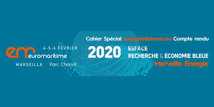 Salon EUROMARITIME la touline maritime 2020