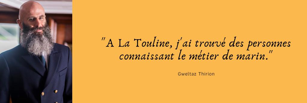 Témoignage Gweltaz Thirion