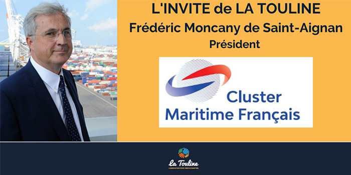 Frédéric Moncany de Saint-Aignan l'invité de La Touline
